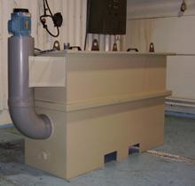 avlackering Gardostrip polyesterpulver mixpulver tvåkomponentlack våtlack ED- färg stål, aluminium och gulmetall.