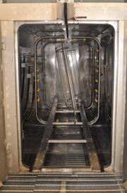 systemrengöring slam förorening konstruktionsmaterial anläggning Ytomvandlingsprocesser järnfosfatering zinkfosfatering